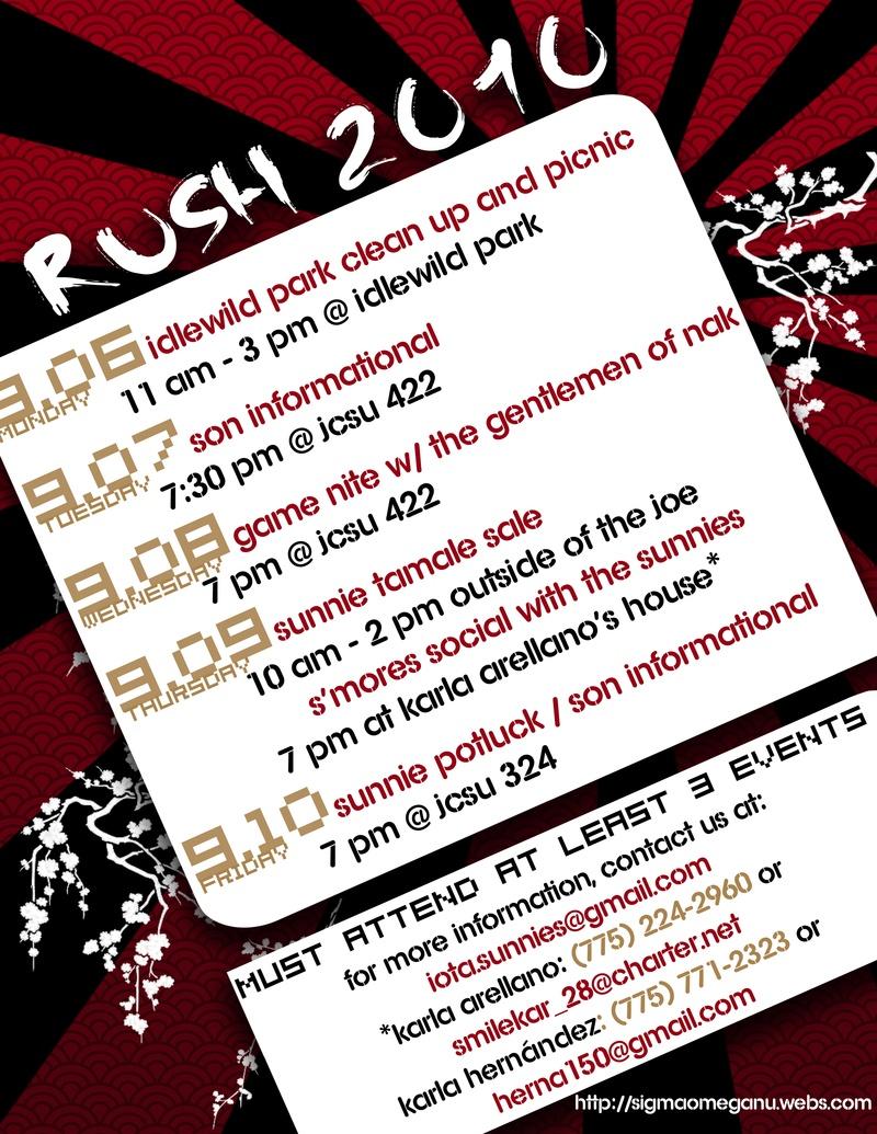 SON Rush 2010